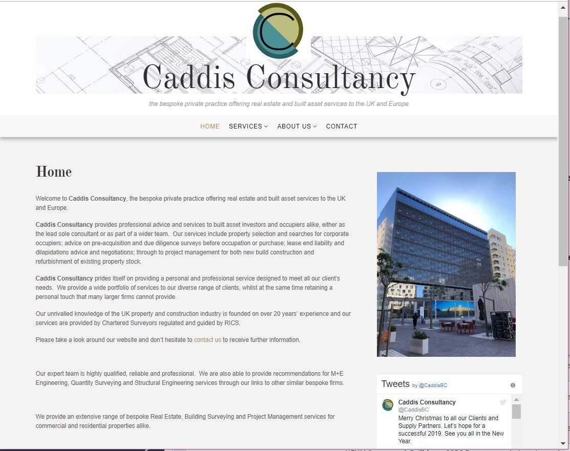 Caddis Consultancy